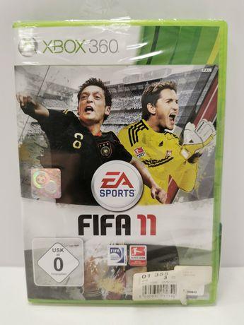 Gra FIFA 11 Xbox 360 zafoliowana