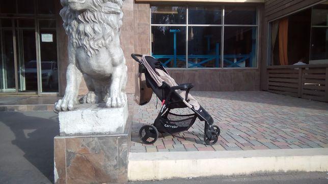 Детская коляска Carrello Maestro в хорошем состоянии.
