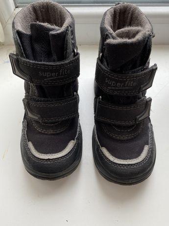 Продам детские ботинки Super Fit