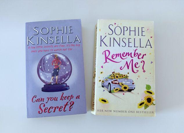 Książki Sophie Kinsela