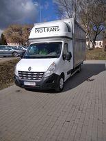 Usługi transportowe przeprowadzki,przewóz osób PIOTRANS Miastko
