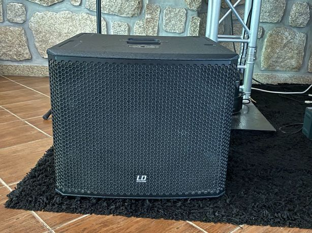 """Subwoofer Amplificado 15"""" - LD Systems Stinger Sub 15A G3"""