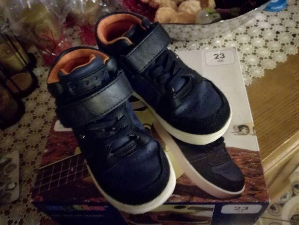 Buty chłopięce Lupillu