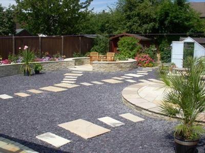 Grys czarny bazalt kamień do ogrodu dostępny od ręki