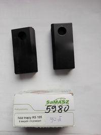 Komplet noży tnących SaMASZ RS-105