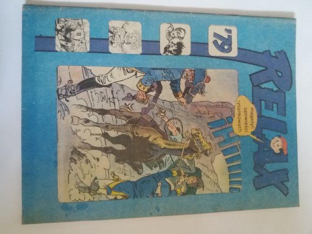 Relax #25 - mag komiksowy