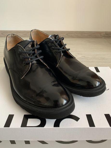 Черевики/туфлі Circul Mark Derby Black 42