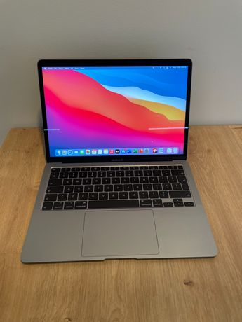 MacBook Air Retina, 2020, i5, 8GB RAM, 256 GB, space grey