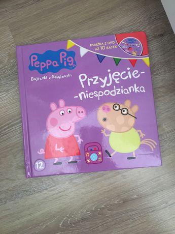 Ksiazka peppa + plyta cd