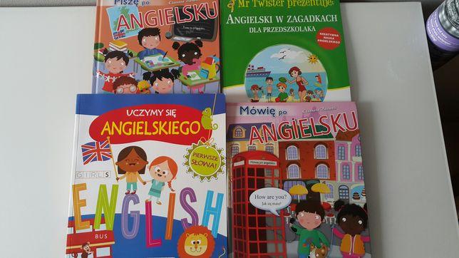 Nauka jęz angielskiego dla dzieci