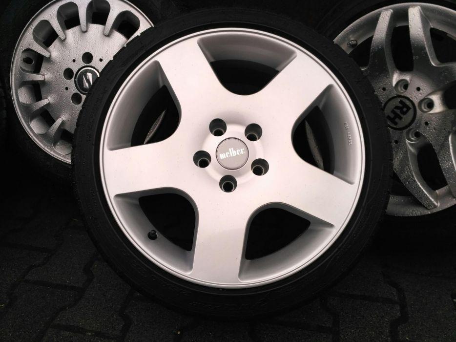 "Felgi aluminiowe 17"" nowe 5x112 Audi VW Mercedes Kozy - image 1"