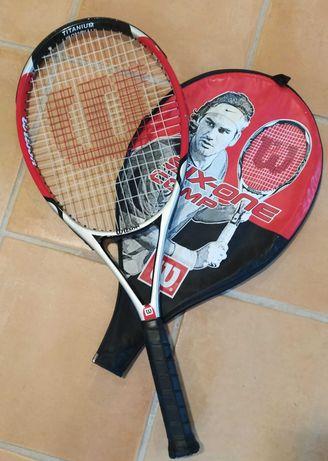Raquete de tênis WILSON Titanium