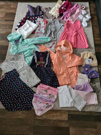 NOWE ubranka dla dziewczynki  - nowe i w stanie idealnym