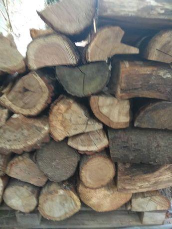 Drewno  dab buk akacja grab sezonowane 2-5 lat