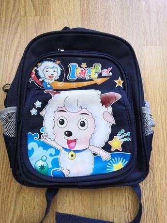 Plecak owieczka dziecięcy przedszkolny