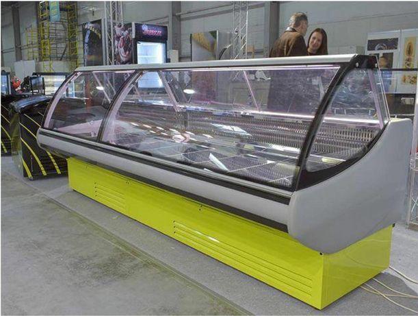 Холодильные витрины,витрины,морозильные камеры новые и Б/У