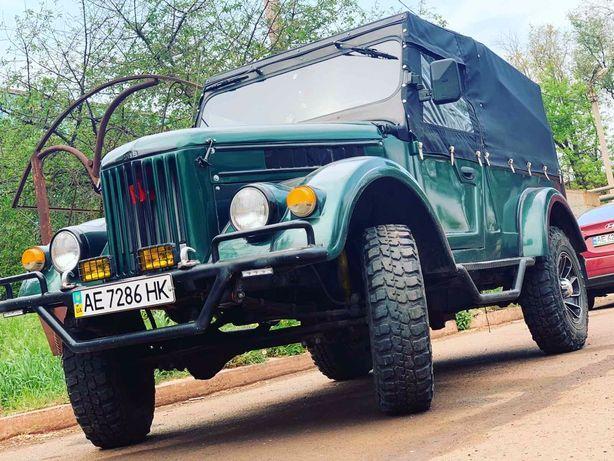 Газ 69 УАЗ