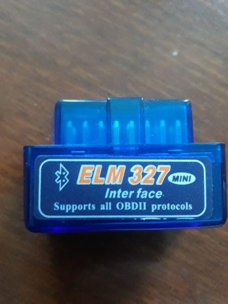Авто сканер ошибок двигателя ELM 327 v 2.1