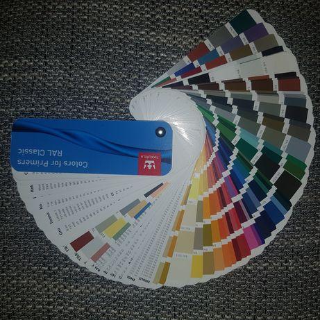 Каталог кольорів Ral
