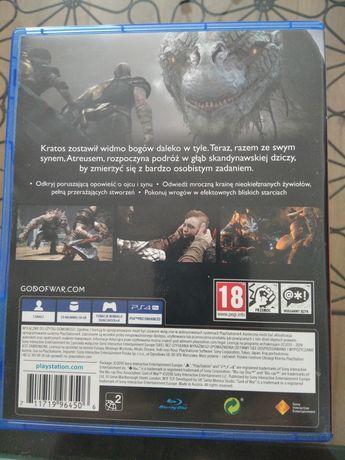 God of War PS4 Polska Wersja Jezykowa