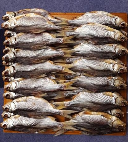 Лучшая тарань, таранка, сушеная рыба и вяленая плотва, вобла, щука!!!