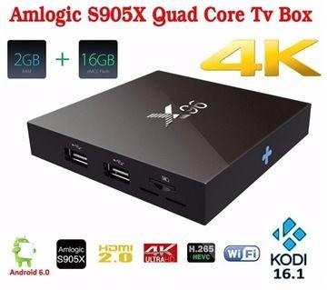 Android Smart TV Box X96 Amlogic S905W 2GB RAM 16GB