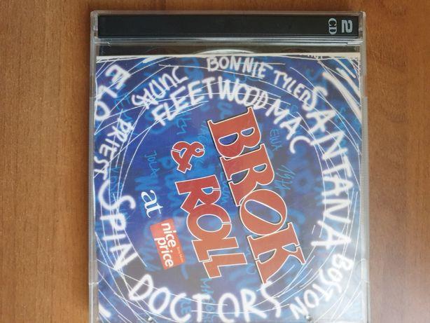 Brok Roll plyty cd 2 szt.