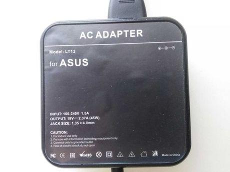 Зарядка ноутбука Asus 1.35-4.0мм 19V-2.37A-45W