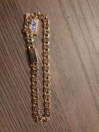 Bransoletka Złota p.585 21cm