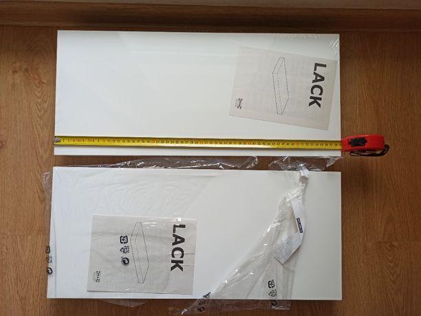Lack Ikea Półka ścienna 2 sztuki