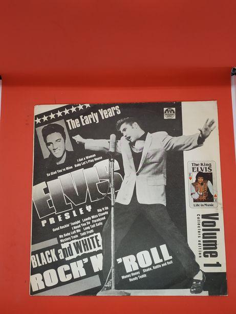 Елвис Пресли Elvis presley the early yaers volume винил виниловые