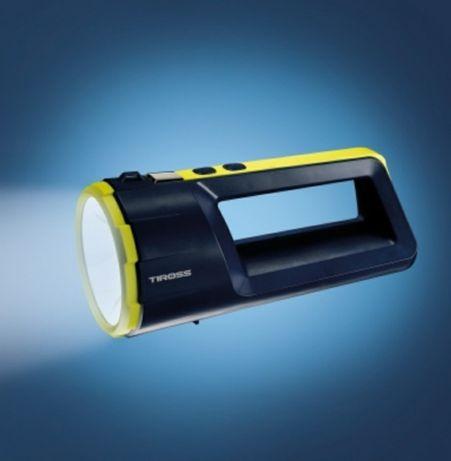 Latarka AKUMLATOROWA Latarka akumulatorowa  Żarówki: 5W LED/330 lumenó