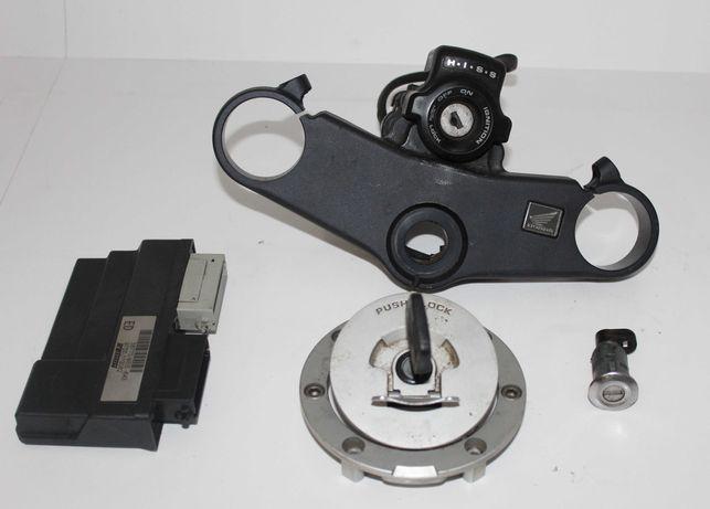 Kit CDI Completo com 1 chave HONDA CBR 600 RR 2003/2004