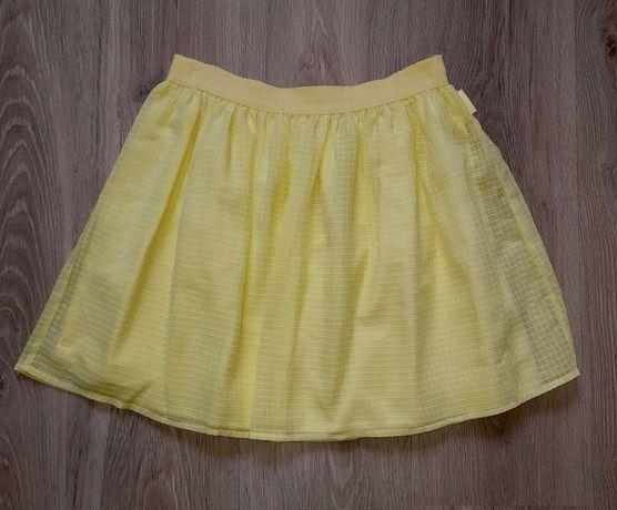 Coccodrillo 158 żółta spódniczka w idealnym stanie