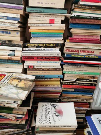 Sprzedam książki w całości