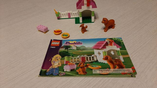 Lego Figlarny szczeniak 7583
