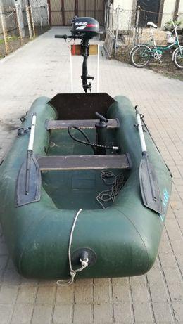 Лодка ПВХ (выполнена под заказ)