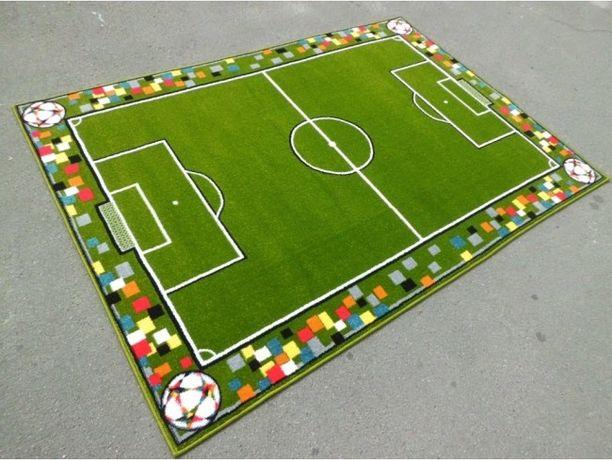 Детский ковер Футбольное поле, лучшее для малышей!