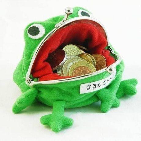 Аниме кошелёк лягушка Гамма чан Наруто Узумаки Подарок на 8 Марта