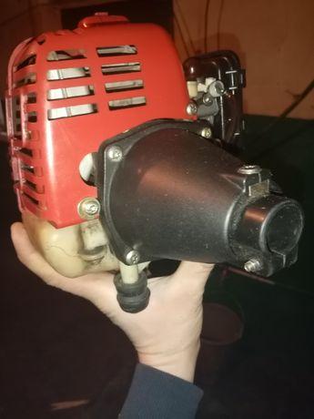 Мотор мото косы