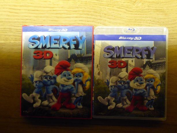 Smerfy 3D/2D Blu-ray