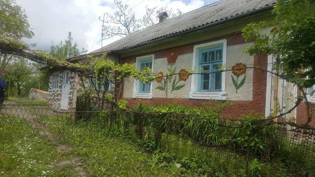 Продам 2 будинки на 1 подвір'ї в с. Кудринці