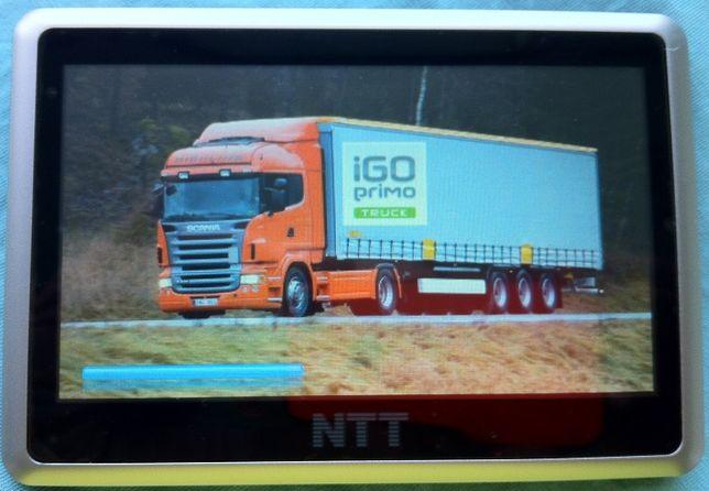 Mapa IGO PRIMO TRUCK GPS Europa FULL TIR Ciężarówka 2020 NOWOŚĆ!!