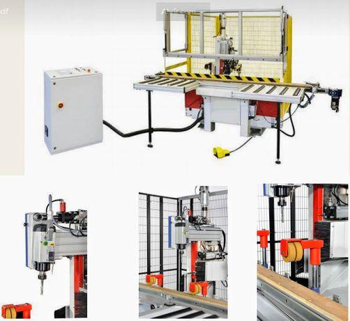 CNC para portas de Madeira Nova