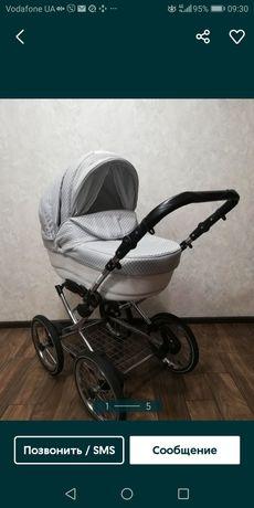 Детская универсальная коляска Adamex Katrina 2 в 1 (Адамэкс Катрина)