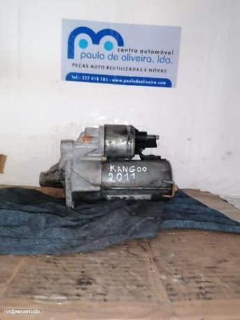 Motor De Arranque Renault Kangoo / Grand Kangoo (Kw0/1_)