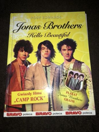 Jonas brothers - hello beautiful + plakat