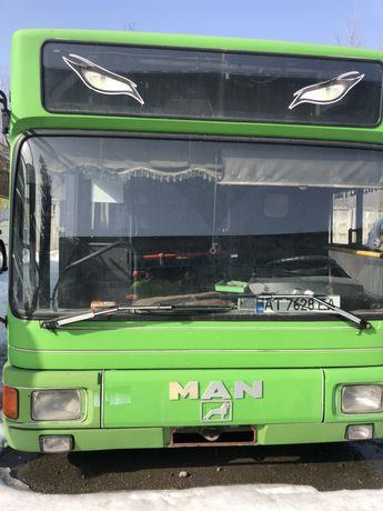 Man  nl 202 механіка