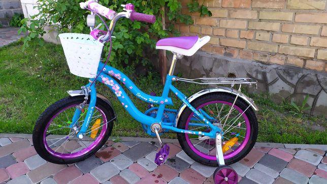 Велосипед дитячий 16 розмір колес