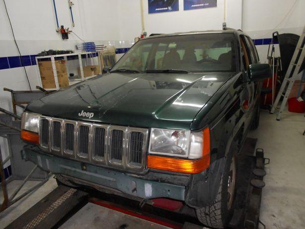 Jeep Grand Cherokee 2.5 96 para peças